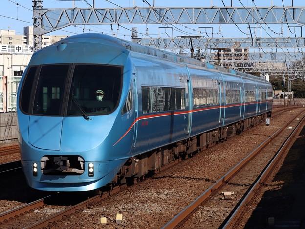 小田急ロマンスカーMSE60000形 60255F
