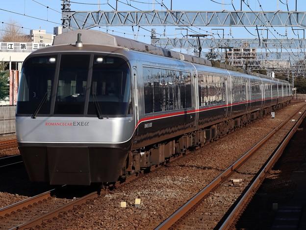小田急ロマンスカーEXEα30000形 30251F+30051F