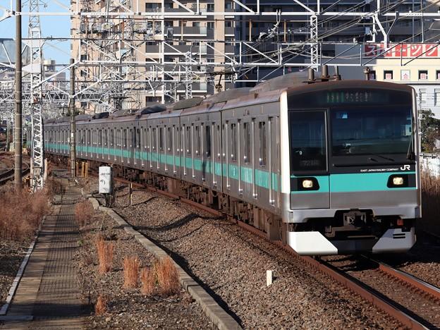 常磐緩行線E233系2000番台 マト9編成
