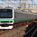 常磐快速線E231系0番台 マト104+マト130編成