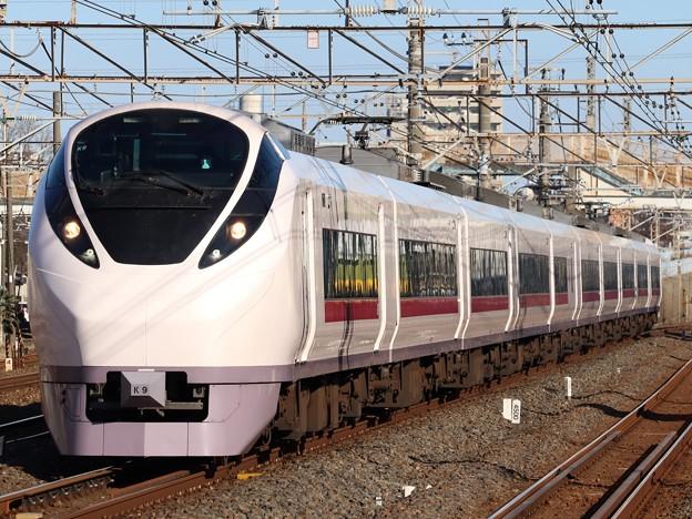 Photos: ときわE657系 K9編成