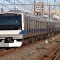 Photos: 常磐線E531系 K415編成