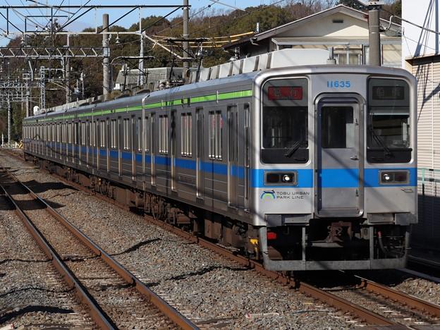 東武野田線10030系 11635F