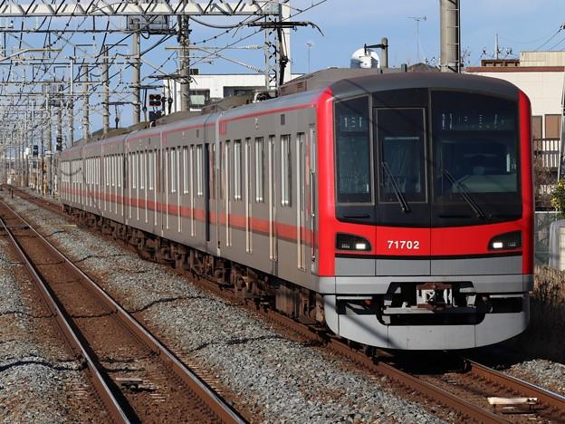 東武伊勢崎線70000系 71702F