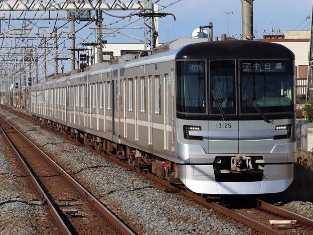 東京メトロ日比谷線13000系 13125F