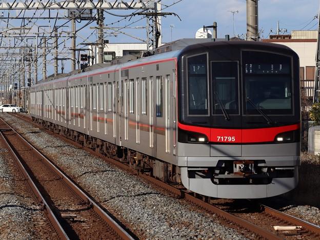 東武伊勢崎線70090系 71795F