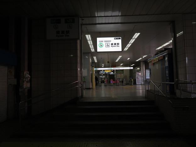 綾瀬駅 東口2