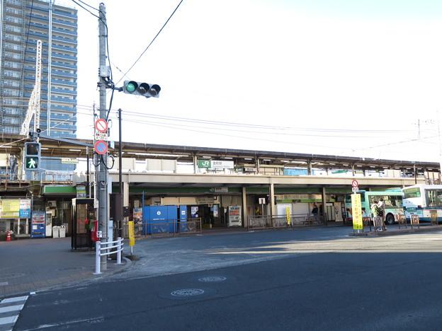 金町駅 北口
