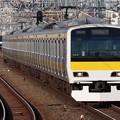 中央・総武緩行線E231系500番台 A515編成