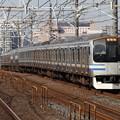 横須賀・総武快速線E217系 Y-19編成