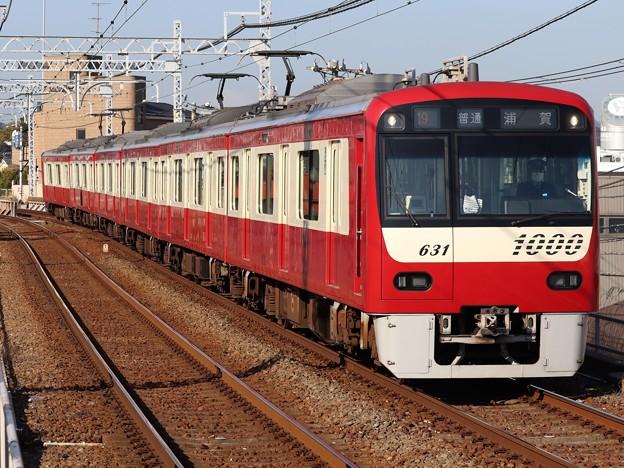 京急線新1000形 1631F