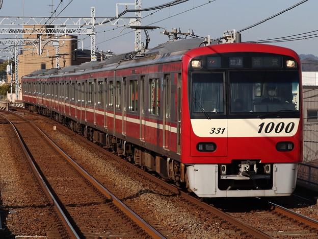 京急線新1000形 1331F