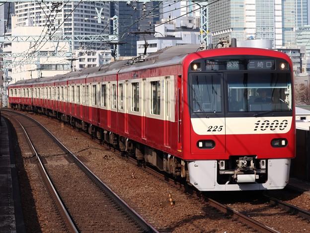 京急線新1000形 1225F