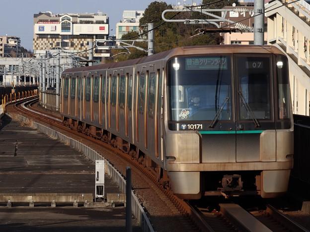横浜市営グリーンライン10000形 10171F
