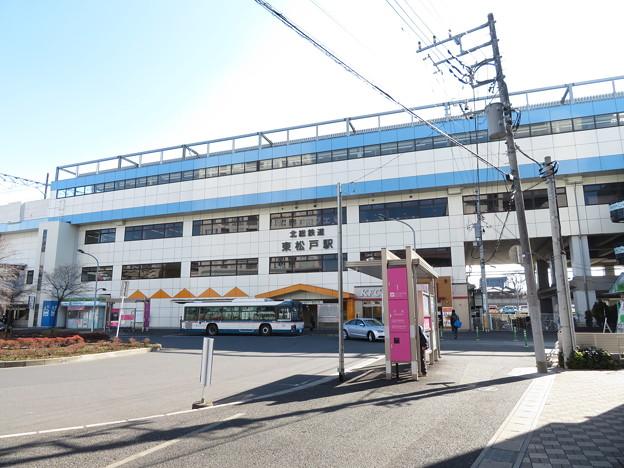 東松戸駅 北総線口