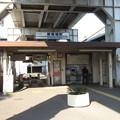 新馬場駅 南口