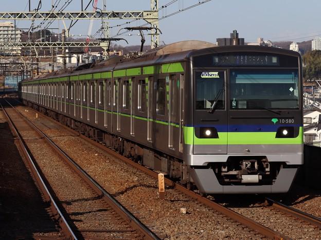 都営新宿線10-300形 10-580F