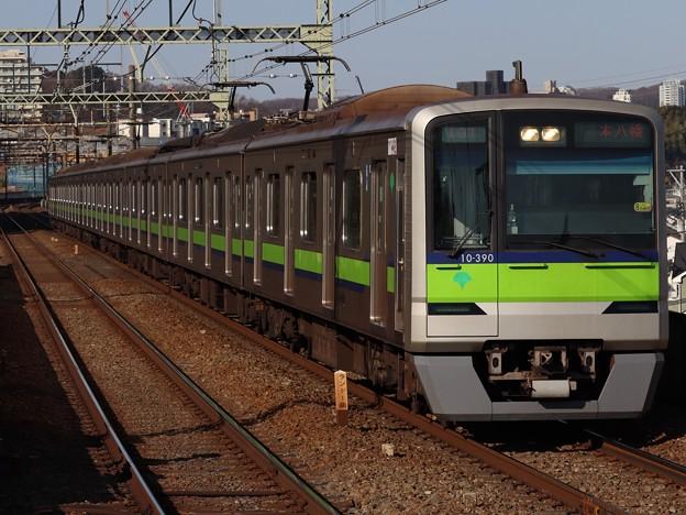 都営新宿線10-300形 10-390F