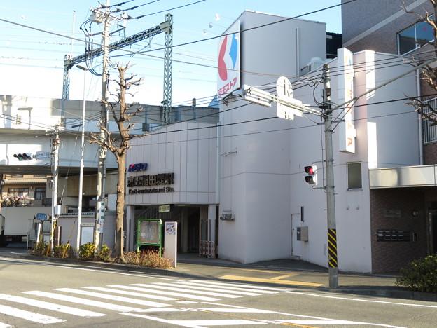 京王稲田堤駅 南口