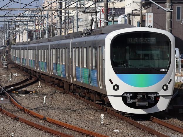 西武新宿線30000系 38106F