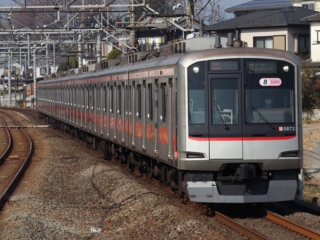東横線5050系 5172F