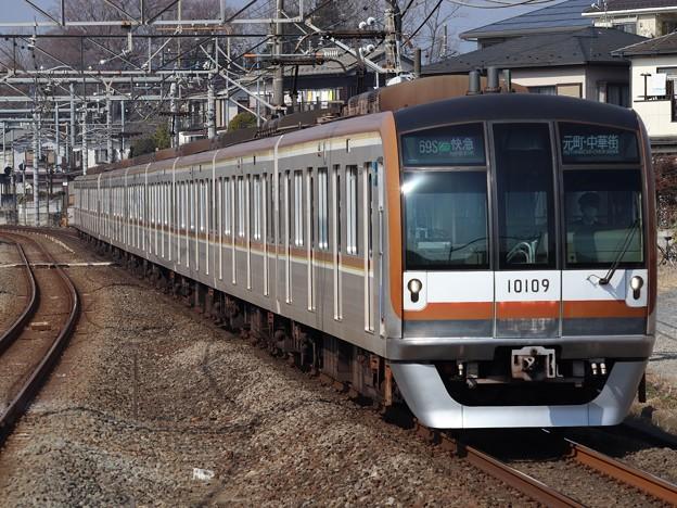 東京メトロ副都心線10000系 10109F