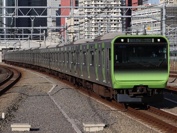 山手線E235系 トウ25編成