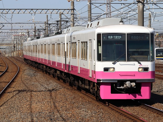 新京成線8800形 8801F