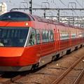 小田急ロマンスカーGSE70000形 70051F