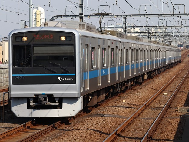 小田急小田原線3000形 3087F