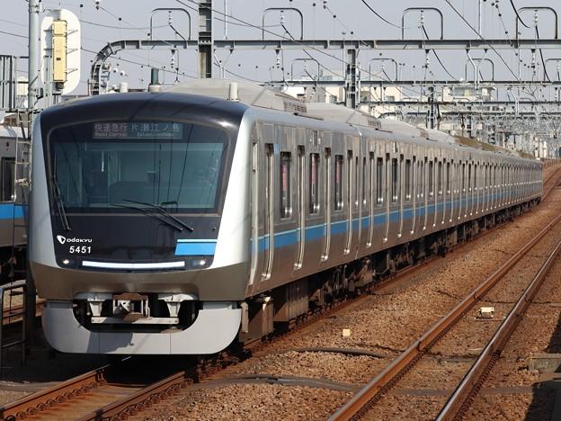 小田急小田原線5000形 5051F