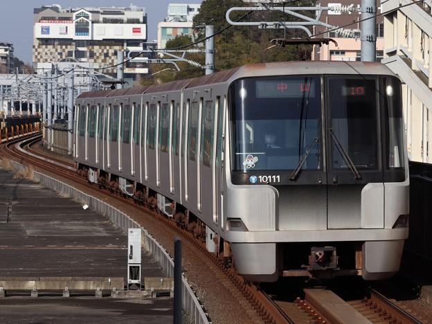 横浜市営グリーンライン10000形 10111F