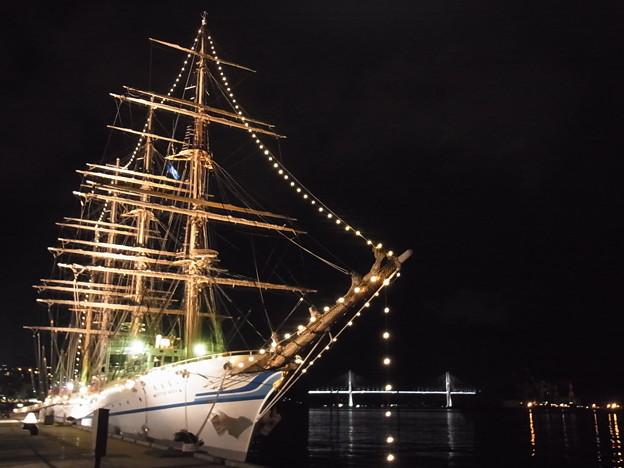 20170420 長崎帆船まつり 夜の04