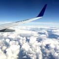Photos: 雲の上