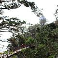 Photos: 門脇吊橋と灯台