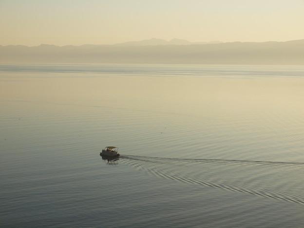 Photos: 舟跡