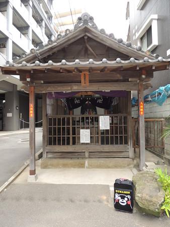 馬頭神社。