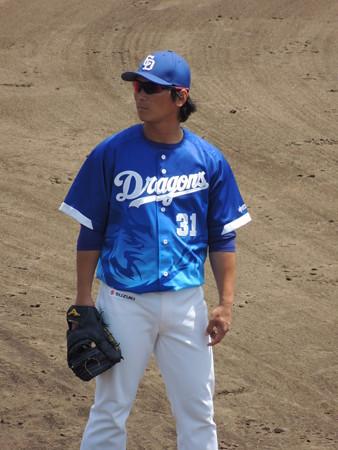 野本圭選手。