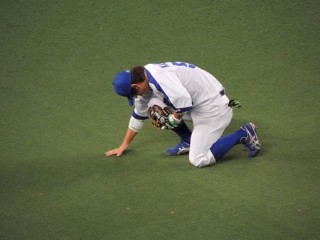 亀澤選手。