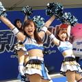 写真: 宮嶋さん・小木曽さん・向井さん。