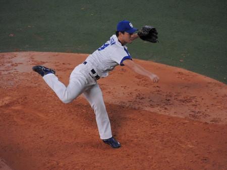 福谷浩司選手。