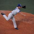 写真: 福谷浩司選手。
