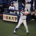 写真: 森野将彦選手。