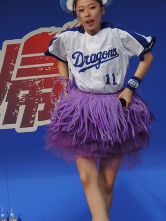 大黒 柚姫さん。