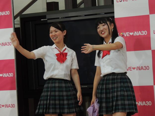 写真: またねー!?