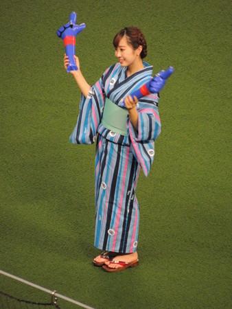 杉本紗羅さん。
