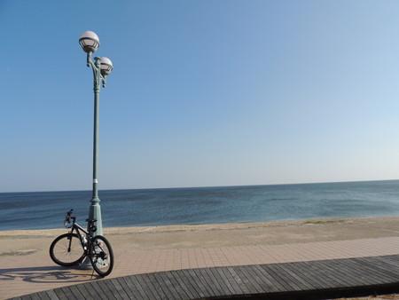 千代崎海岸。