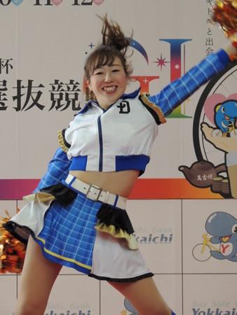 中島未来さん。