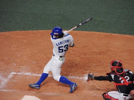 亀澤恭平選手。