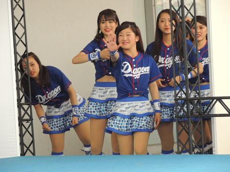 6/10(日) 福岡SB戦のDステで ドリームスターズパーティーです(新曲もありました)。